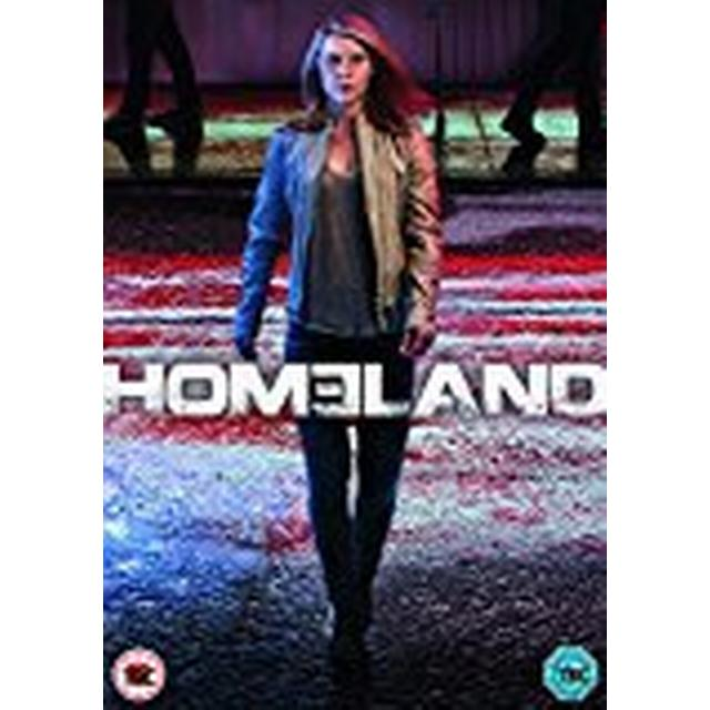 Homeland Season 6 [DVD] [2017]